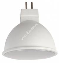 Ecola MR16 GU5.3 220V 5W 2800K 2K 49x50 матов. Light M7MW50ELC